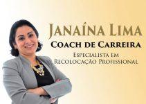 Janaína Lima – Coach de Carreira – Especialista em Recolocação Profissional