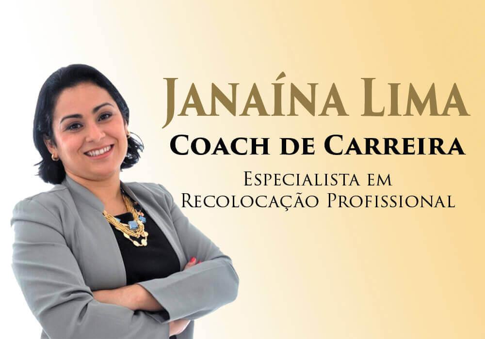 janaina lima coach de carreira especialista em recolocacao profissional