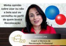 [Artigo em vídeo] – Devo usar a bola azul ou a bola vermelha no meu perfil do Linkedin?
