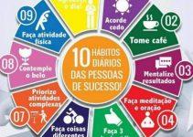 10 hábitos diários de pessoas de sucesso