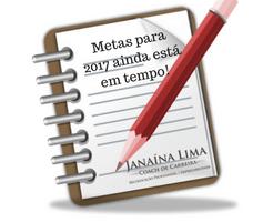 Planejamento de Sucesso para 2017 ainda está em tempo!