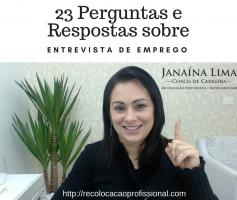 #23 Perguntas e Respostas numa Entrevista de Emprego [Artigo com Vídeo!]