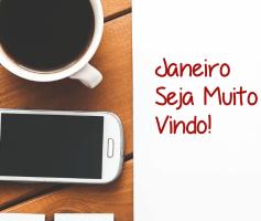 Janeiro – Seja Muito Bem Vindo!