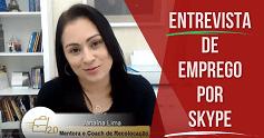 Como Fazer uma Entrevista de Emprego por Skype