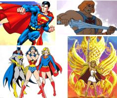 Que tal despertar o Super-herói que existe em você?