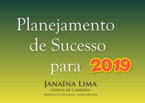 Planejamento de Sucesso para 2019