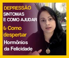 Depressão e Hormônios da Felicidade