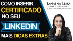 Como inserir certificados no perfil do Linkedin